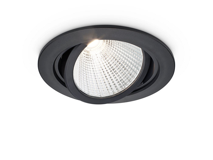 LuxSpace Accent Performance Adjustable Black