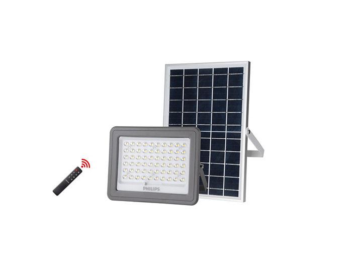 Essential SmartBright Solar Flood Light