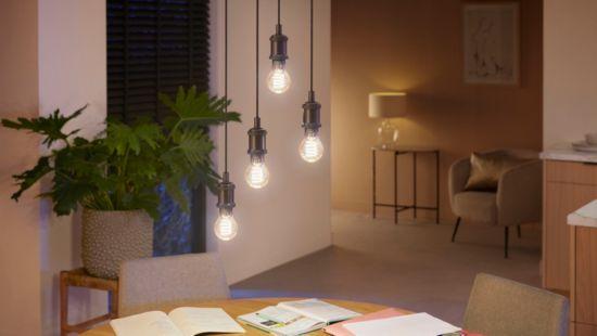 Créez l'ambiance parfaite avec des lumières blanches douces