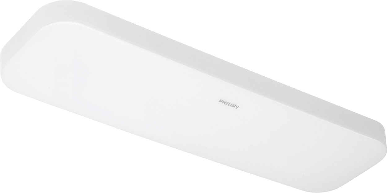 A comfortable LED ceiling light that's easy on your eyes