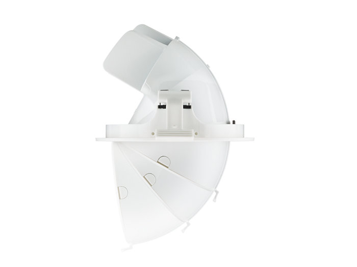 LuxSpace Accent Elbow luminaires offer great aiming flexibility