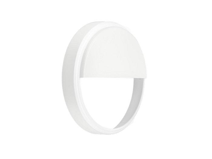 CoreLine Wall-mounted WL140V Half-moon Accessory White