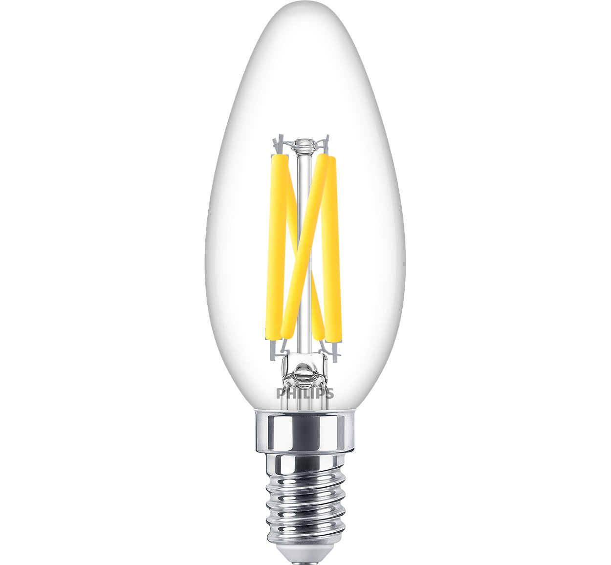 جرب ضوء LED الأبيض الدافئ القابل لتخفيض الإضاءة