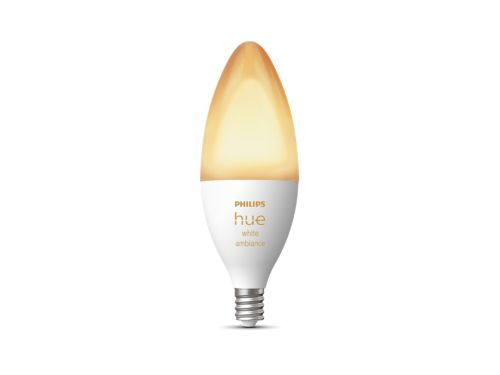 Ambiance blanche Hue Ampoule simpleE12