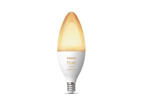 Hue White ambiance Single bulb E12