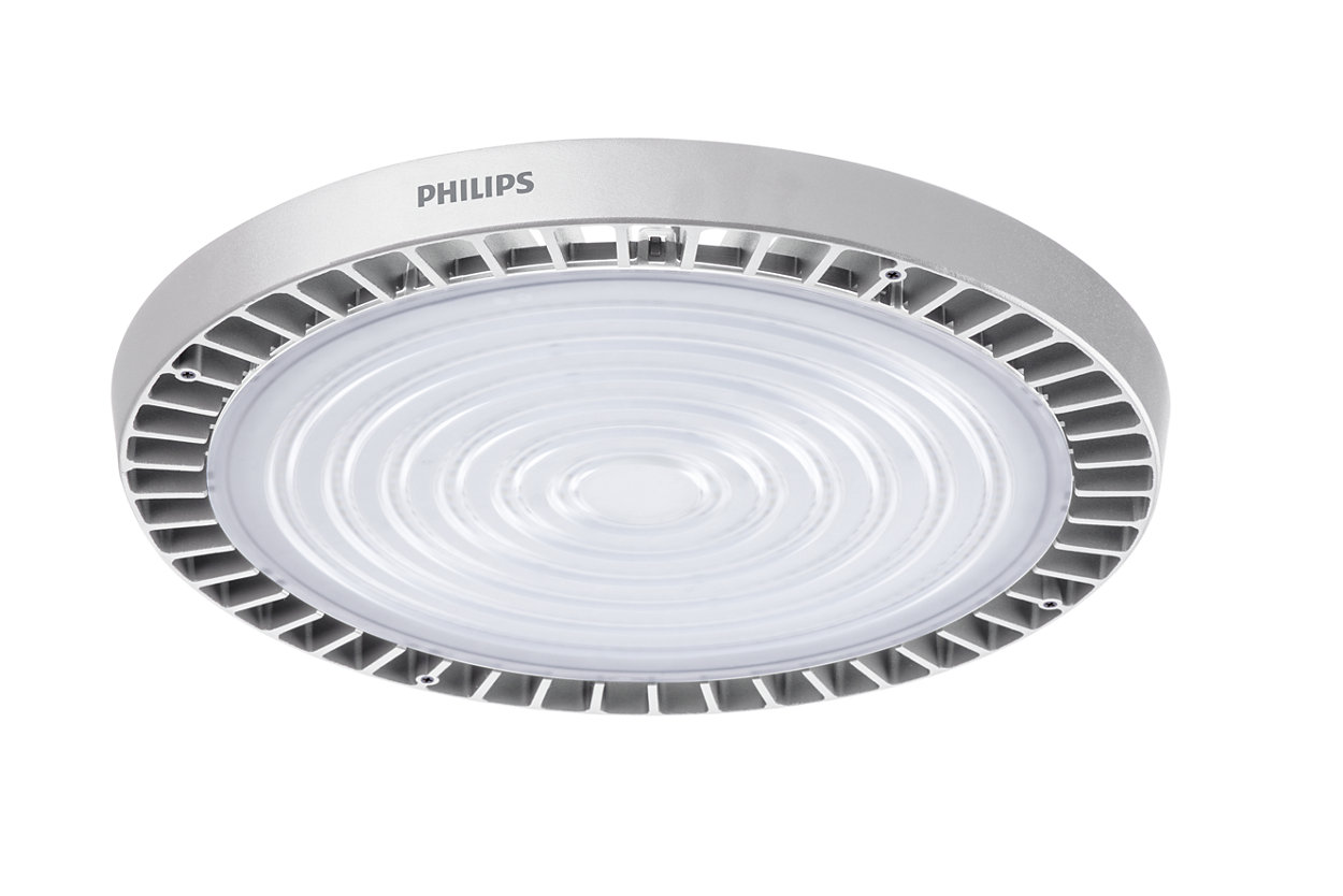 Classic, economical and reliable highbay luminaire