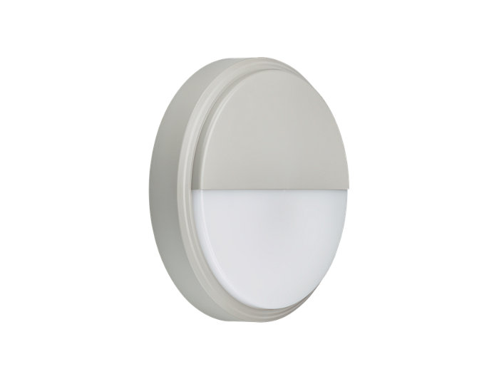 CoreLine Wall-mounted WL140V Wall-mounted Grey with Half-moon Accessory