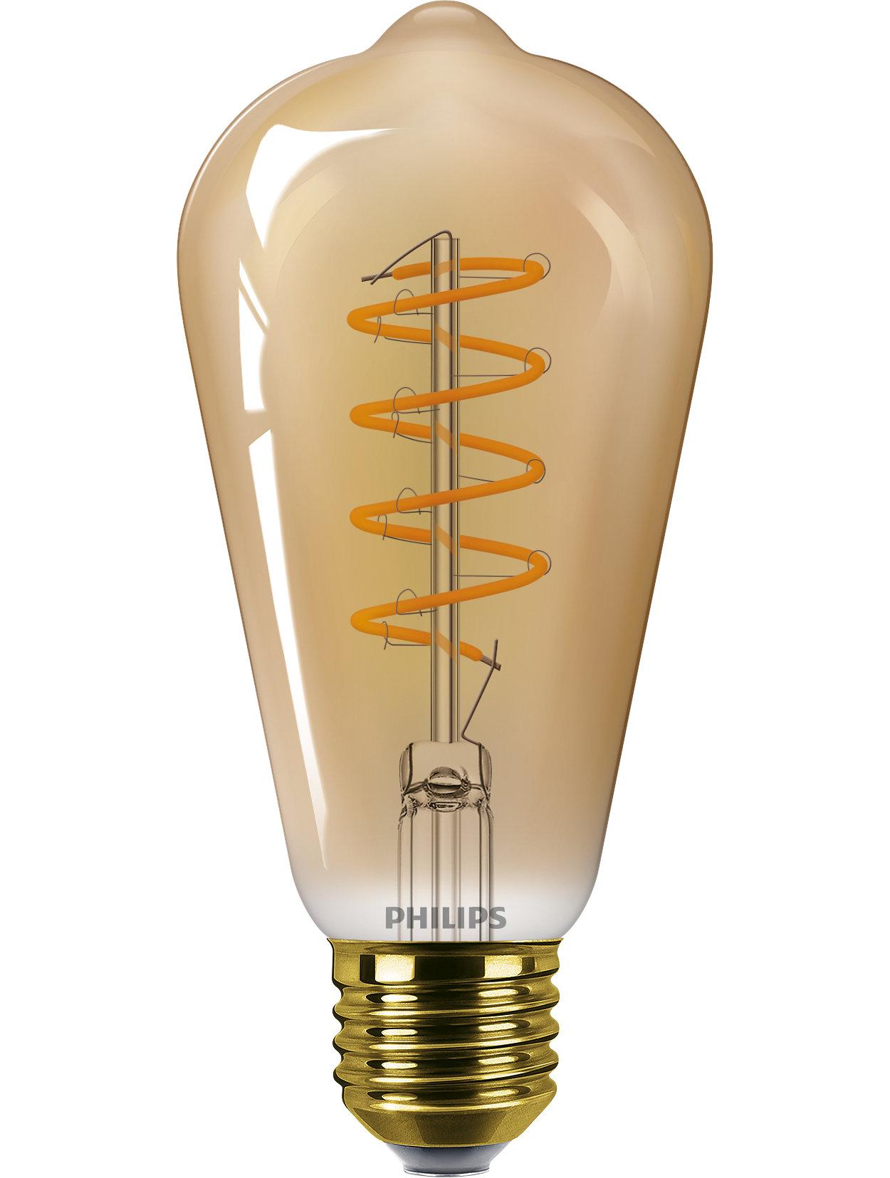 Ampoule LED pour la maison, à la pointe de la technique