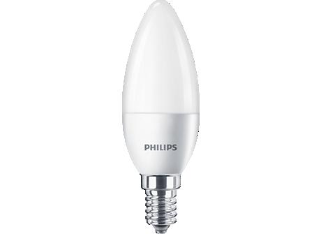 LED candle/luster LED 3.5-40W E14/E27 6500K WV B35 FRND BC
