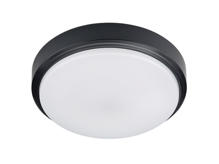 CoreLine Wall-mounted WL140V Ceiling-mounted Black