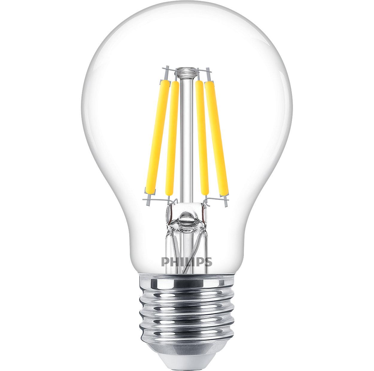Classic LED filament -lamput koristeelliseen valaistukseen